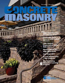 Concrete Masonry Magazine
