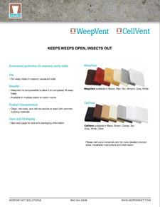 WeepVent™