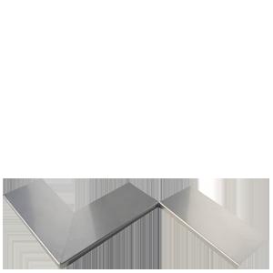 stainless steel adjustable corner